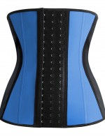 Fabulous Fit Latex 9 Steel Boned Underbust Corset Waist Training