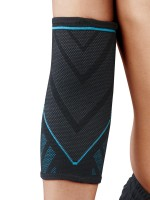 Exclusive Blue Knit Athletic Barcer Arm Sleeve Best Design