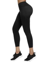 Black High Waist 3D Print Yoga Legging Feminine Fashion Trend
