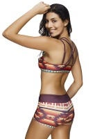 Fetching 3 Pieces Swimwear With Boyshort Women Swimwear Online