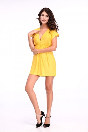 Yellow Cheap Dresses