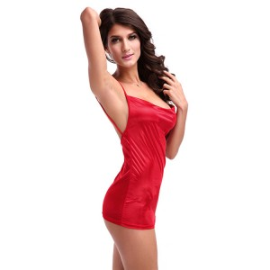 Beautiful Red Chemise