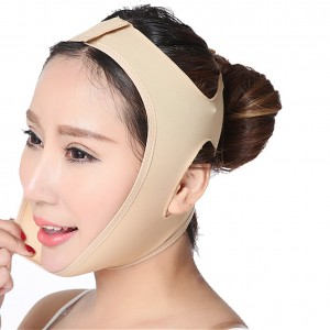 V-Line Shaper Nude Uplift Cheek Face Slimming Belt