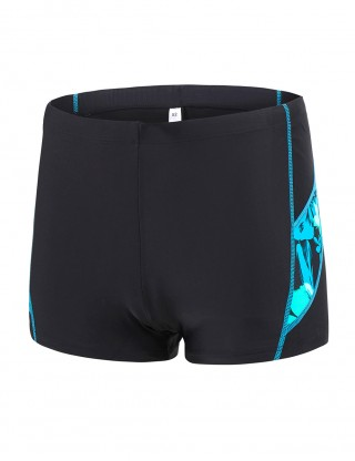 Unique Mens Fitness Jammers Shorts Contrast Color Nice Quality