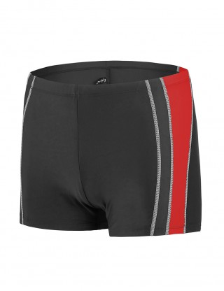Delicate Swim Male Trunks Brief Shape Retention Trendy Swimwear