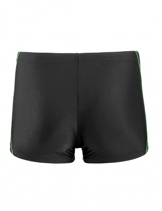 Inspired Quick Dry Mens Boxer Brief Swimwear Beach Time