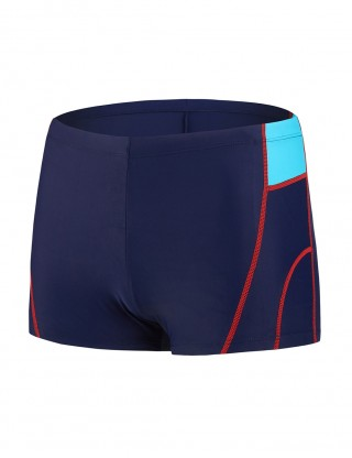 Daring Square Cut Mens Fitness Beach Shorts For Holiday