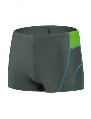 Super Faddish Rapid Dry Trunks Men Briefs Square Cut Leg