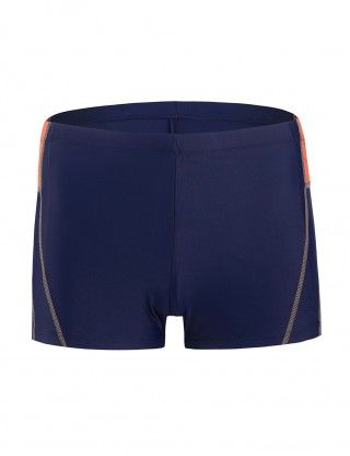 Feisty Quick Dry Male Swimming Board Short For Traveling