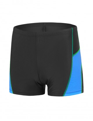 Splendor Men Compression Big Size Boxer Brief Swimsuit Online