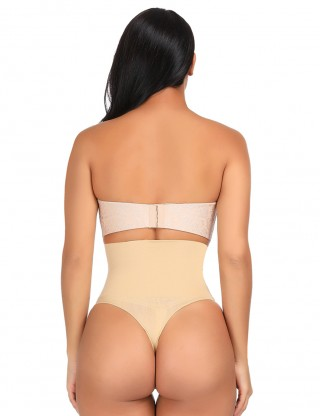 Contouring Sensation Queen Size High Cut Butt Lifter High Waist Postpartum