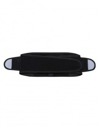 Black Adjustable Pregnancy Sticker Abdominal Support Belt Maximum Comfort