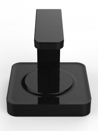 Necessary Black Mobile Phone Sterilizer Wireless Charger