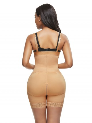 Ultimate Necessary Skin Color Adjustable Strap Bodysuit Plus Size