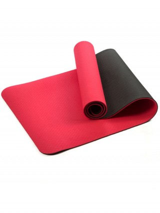 Anti Slip TPE Material Anti-Slip Layer Yoga Mat