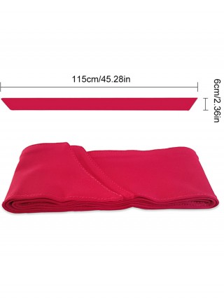 Fast Drying Fabric Athletic Headband Preventing Sweat