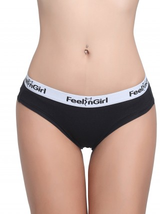 Sliky Low Waist Three-Piece Panty Allover Slim Fit