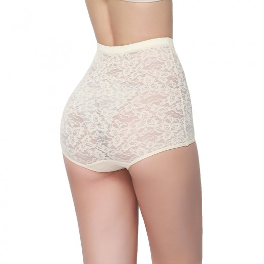 White Lace Lingerie High-rise Ladies Sexy Underwear Cheap Lingerie Online