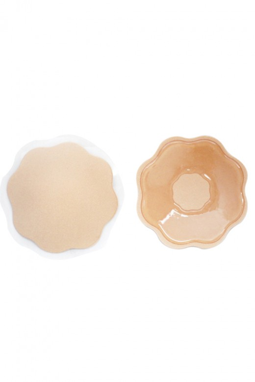 Flower Shape Reusable Washable Silicone Breast Nipple