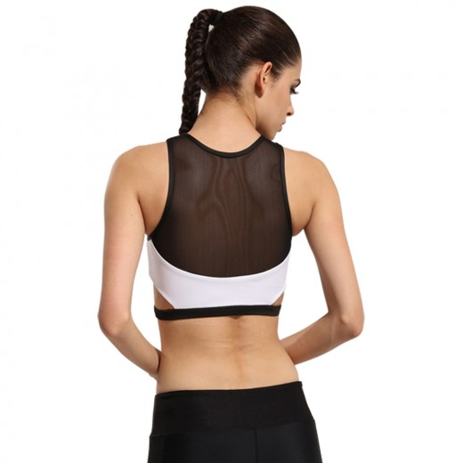 Stretchable Fitness Elastic Band Running Sports Bras