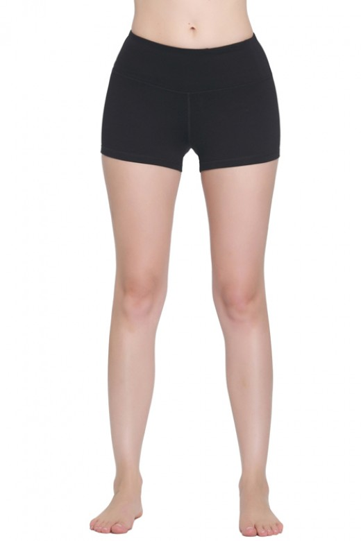 Slightly Workout Tights Super Comfy Yoga Short Pants