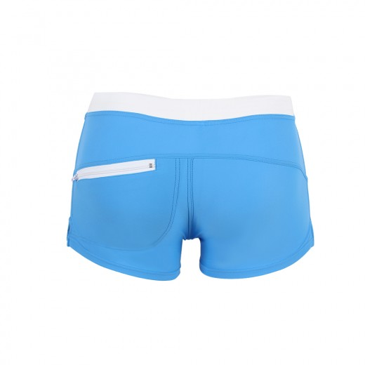 Total Fitness Blue Lightweight Male Boxers Underwear