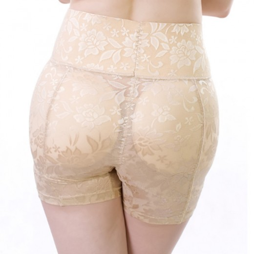Sleek Smoothers Jacquard Cotton Padded Slimming Undergarments