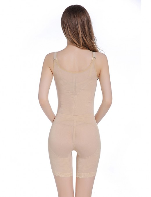 Basic Shaping Nude Push Up Seamless Bodysuit Butt Lifter Fashion