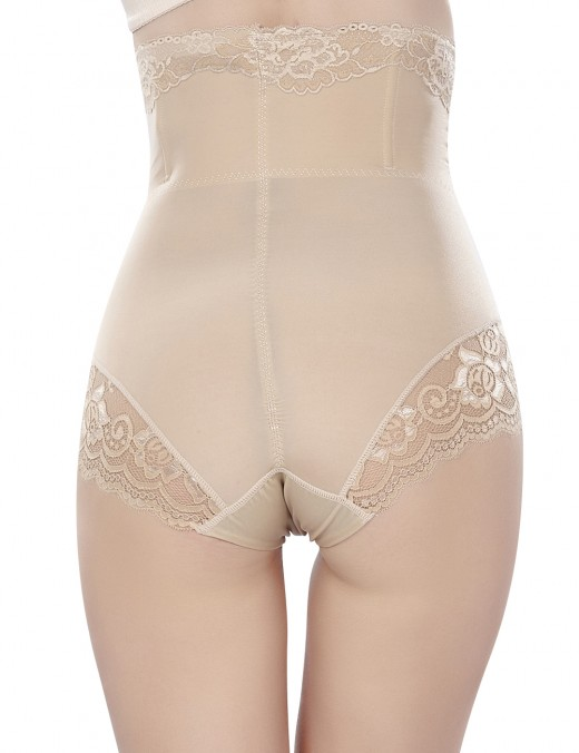 Higher Power Nude 4 Memory Cartilage Lace Butt Enhancer Magicwear