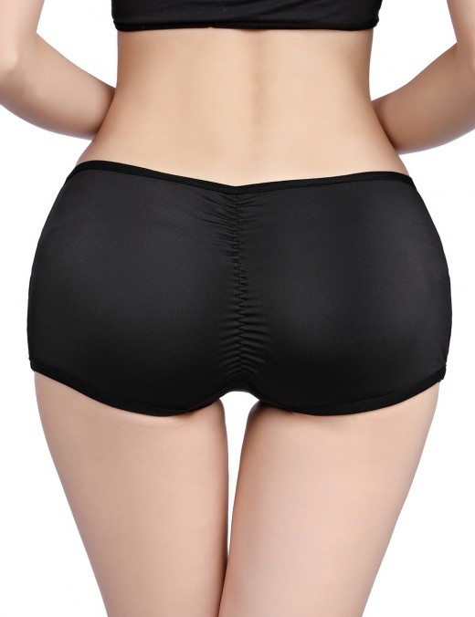Best Black Padded Big Size Invisible Booty Enhancer Beautiful Addition