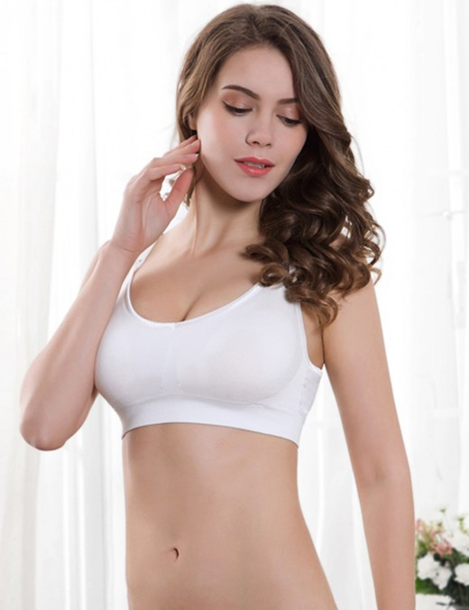 Clip Perfect Honeycomb Shaped Hooks Nursing Bras 3 Pack Casual Comfort