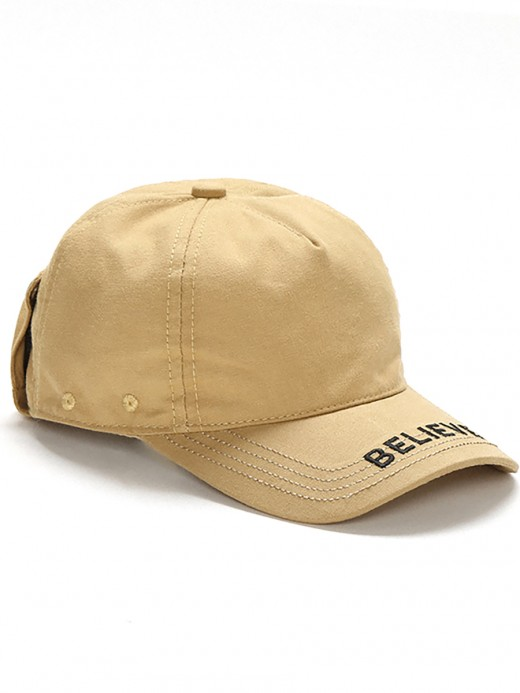 Khaki Child Pilot's Glasses Baseball Cap Breathable