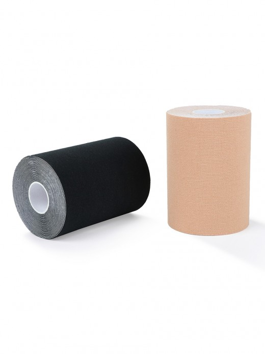 10cm/3.93inch Essential Strapless Uncut Adhesive DIY Boob Lift Tape Curve Shaping
