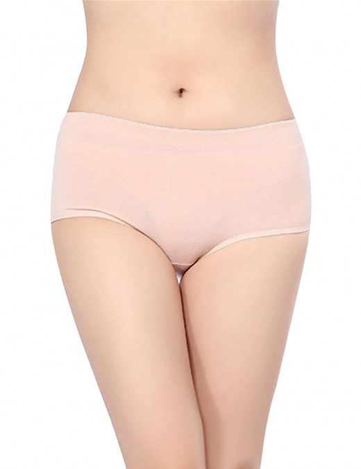 Custom Nude Silicone Padded Lady Panty Butt Lift Shorts