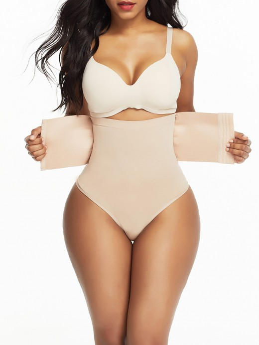 Nude Butt Lifter Panty Seamless With Hook Good Elastic
