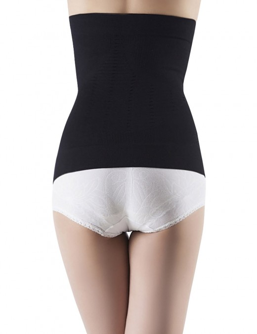 Abdominal Black Slimming Tummy Control Body Shaper