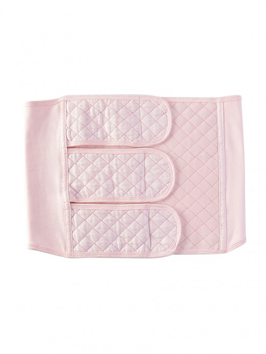 Enhancer Pink Sticker Hourglass Shape Waist Trainer Super Comfy